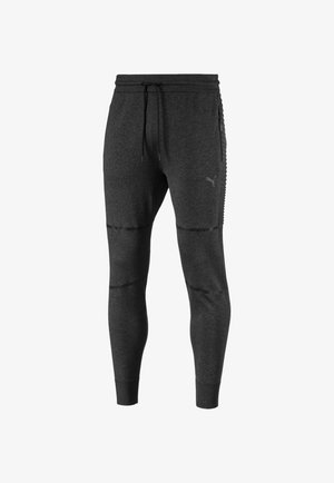 EVOKNIT  - Jogginghose - black heather