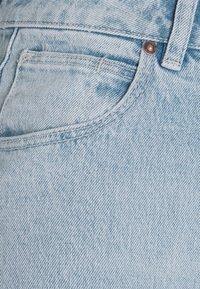 Abrand Jeans - Jeans straight leg - light blue denim - 6