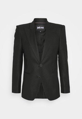 GIACCA - Suit jacket - black