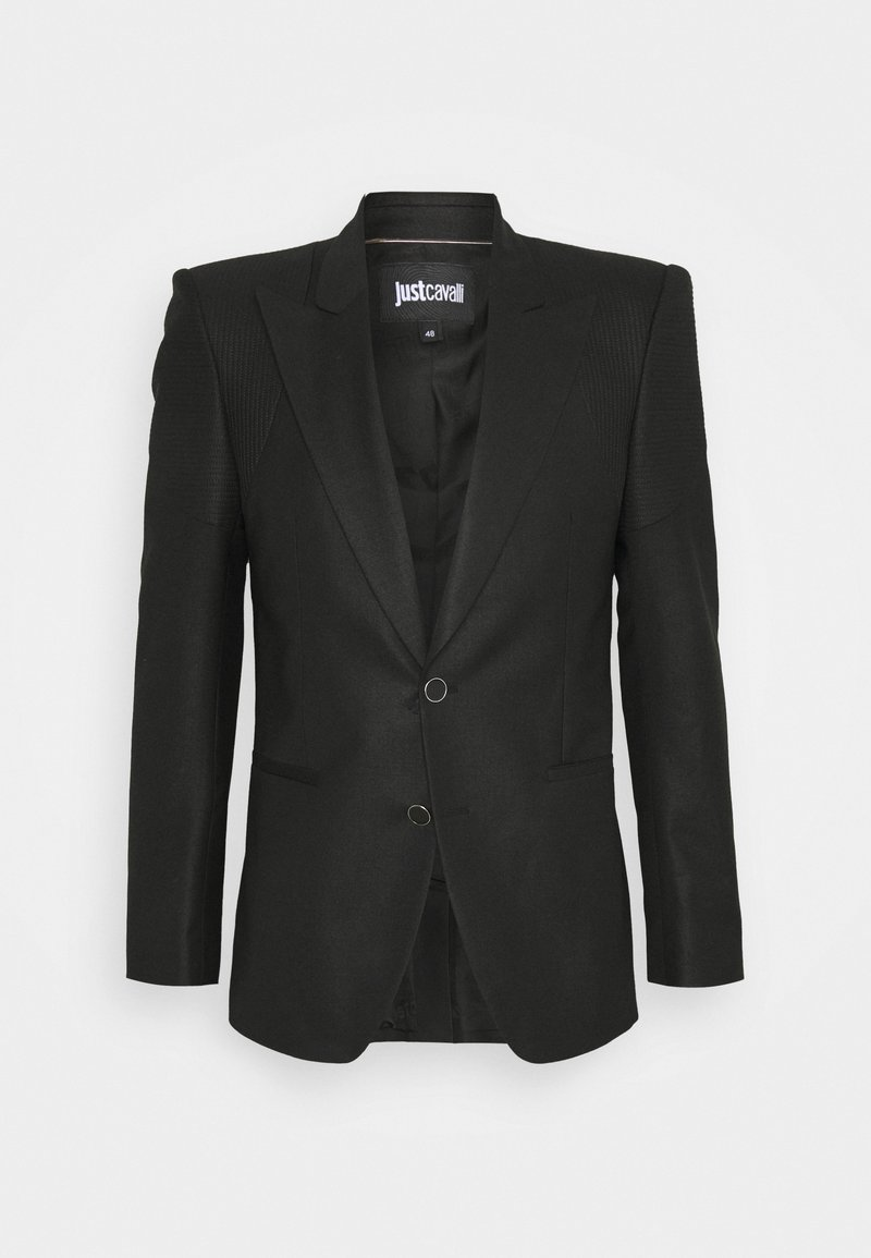 Just Cavalli - GIACCA - Suit jacket - black