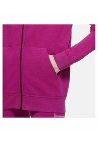 Nike Sportswear - Zip-up hoodie - lila - 5