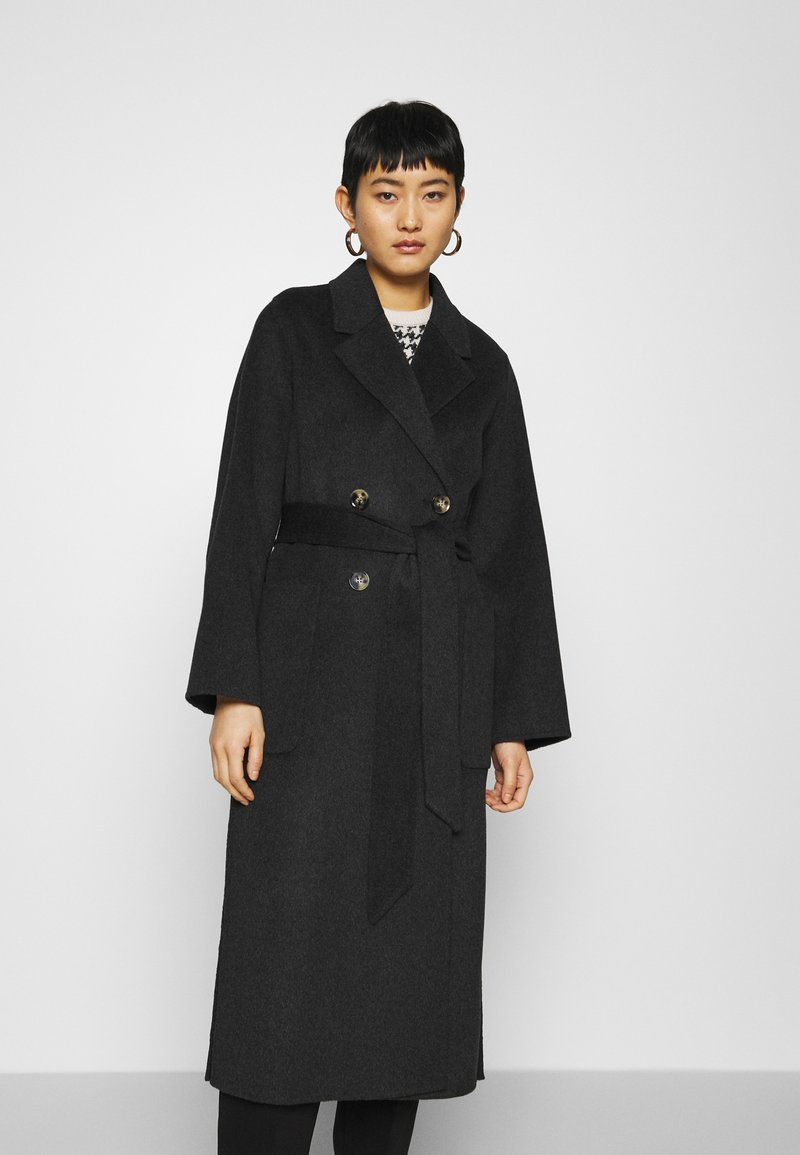IVY & OAK - BORAGE LEAF - Classic coat - anthracite