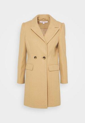 COAT - Zimní kabát - camel