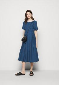 WEEKEND MaxMara - EDERE - Day dress - chinablau - 1