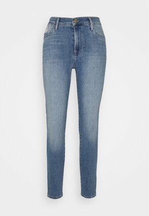 LE HIGH - Skinny džíny - overturn