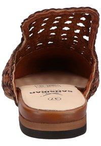 Sansibar Shoes - Muiltjes - braun - 2