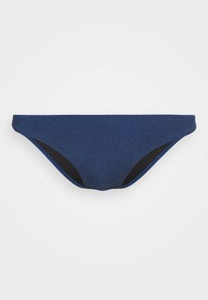 SUMMER SOLIDS SLIP - Bikini bottoms - indian ink