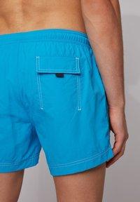 BOSS - TUNA - Swimming shorts - blue - 2