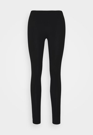 2PP JERSEY LEGGING - Leggings - Stockings - black