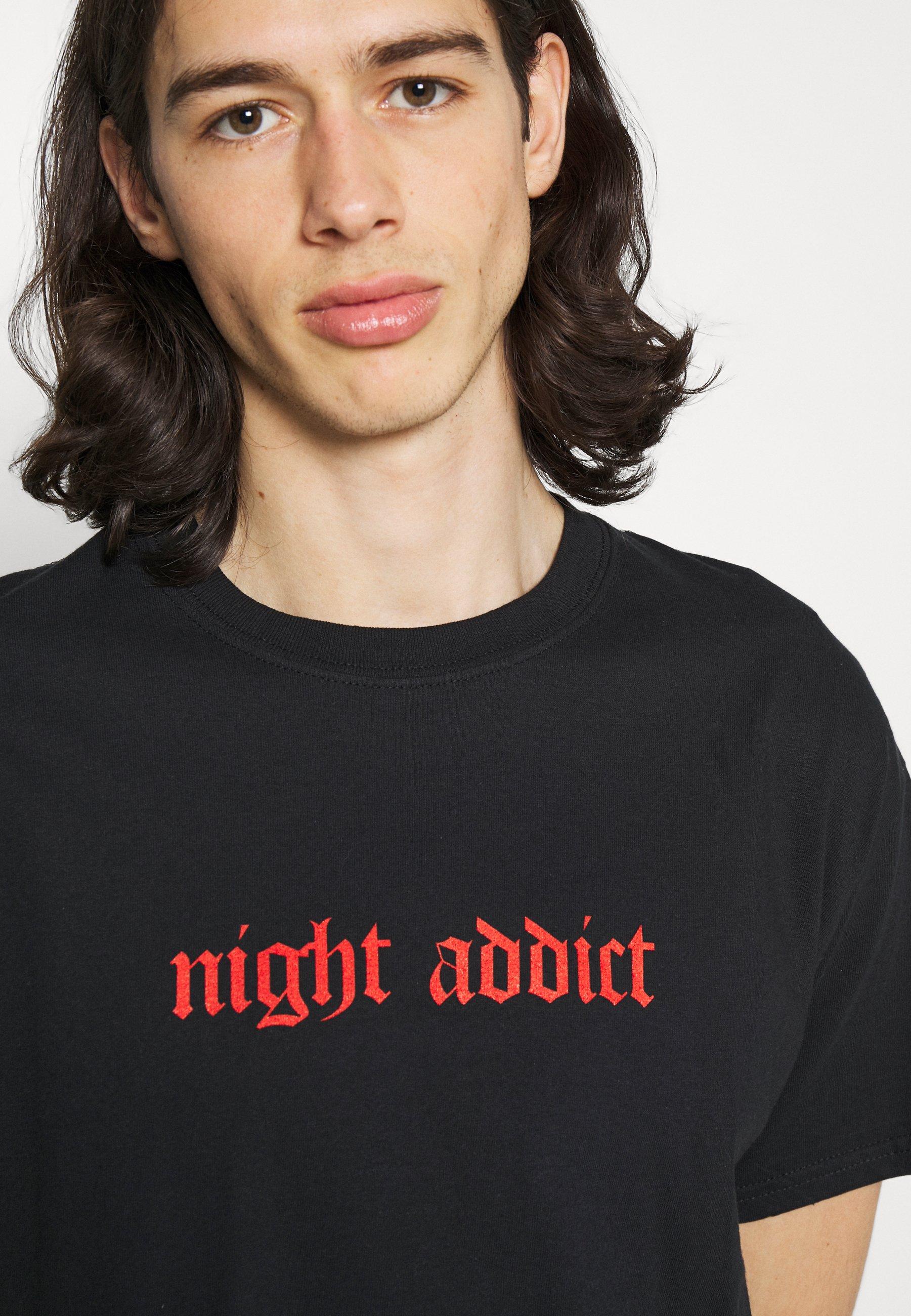 Men ANALOG - Print T-shirt