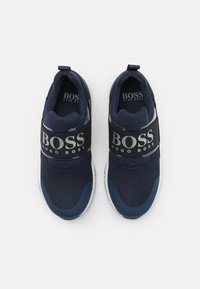 BOSS Kidswear - TRAINERS - Zapatillas - navy - 3