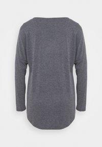 Wallis - STUDDED TUNIC - Long sleeved top - grey - 1