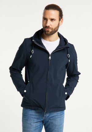 Outdoor jacket - nachtblau