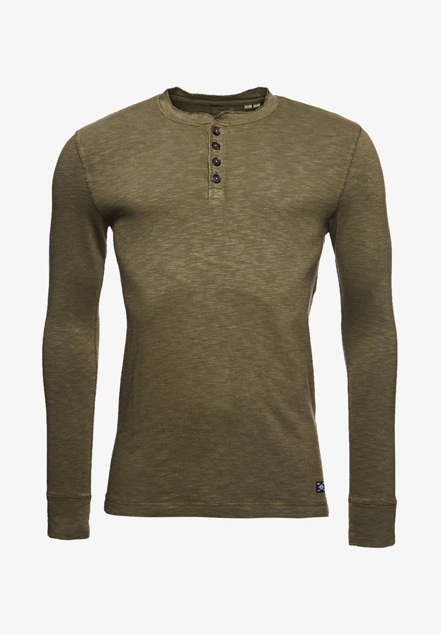 LEGACY  - Long sleeved top - drab overall green