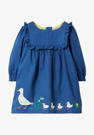 Day dress - venedig-blau