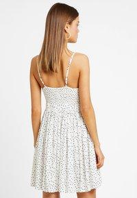 Superdry - AMELIE CAMI DRESS - Shirt dress - white - 2