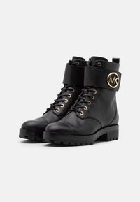 MICHAEL Michael Kors - TATUM BOOT  - Bottines à lacets - black - 2