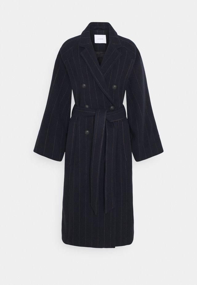 Cappotto classico - navy blue