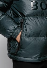 BOSS - Down jacket - open green - 4