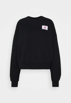 FLIGHT CREW - Sweatshirts - black
