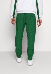 Lacoste Sport - SET TENNIS TRACKSUIT HOODED - Dres - white/green - 7