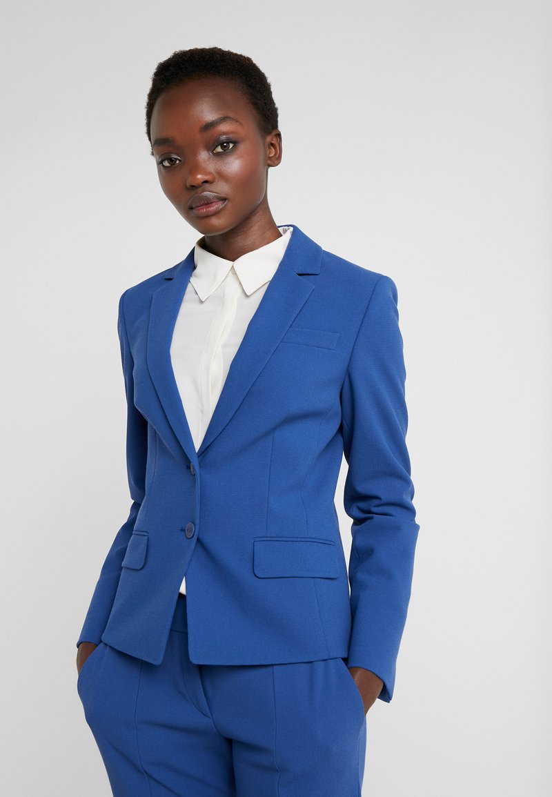 HUGO - ALASIS - Blazer - open blue
