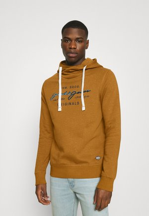 JORWOODSS HOOD - Sweatshirt - rubber