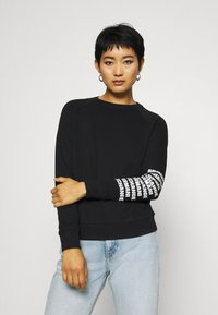 Armani Exchange - Sweatshirt - black - 0