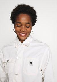 Carhartt WIP - MICHIGAN ACADIA - Summer jacket - off-white - 3