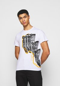Just Cavalli - Print T-shirt - optical white - 0