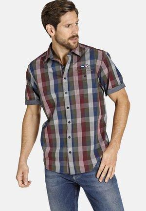 REEDO - Shirt - dark red