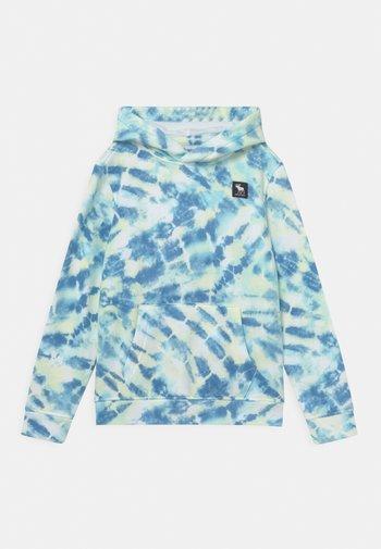 Sweatshirt - blue/green