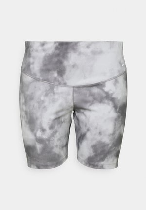 ONE CORE PLUS - Tights - smoke grey/white