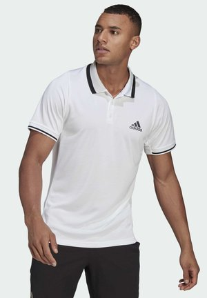 TENNIS FREELIFT POLO SHIRT - Piké - white