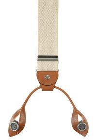 Lloyd Men's Belts - BRACES HOSENTRÄGER - Belt - ecru - 3