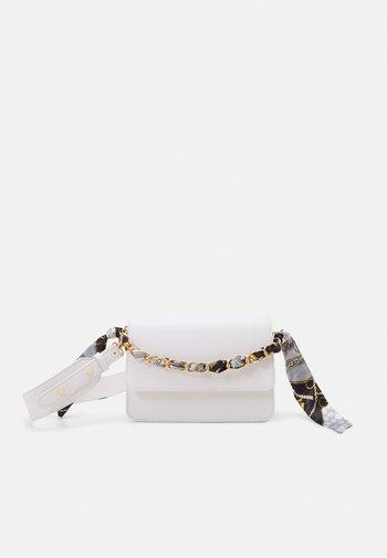 PCELISH KEY - Handbag - bright white/multi