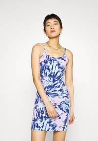 adidas Originals - TANK DRESS - Jersey dress - multicolor - 0