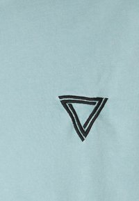 YOURTURN - RELAXED FLAG TEE UNISEX - Basic T-shirt - green - 2