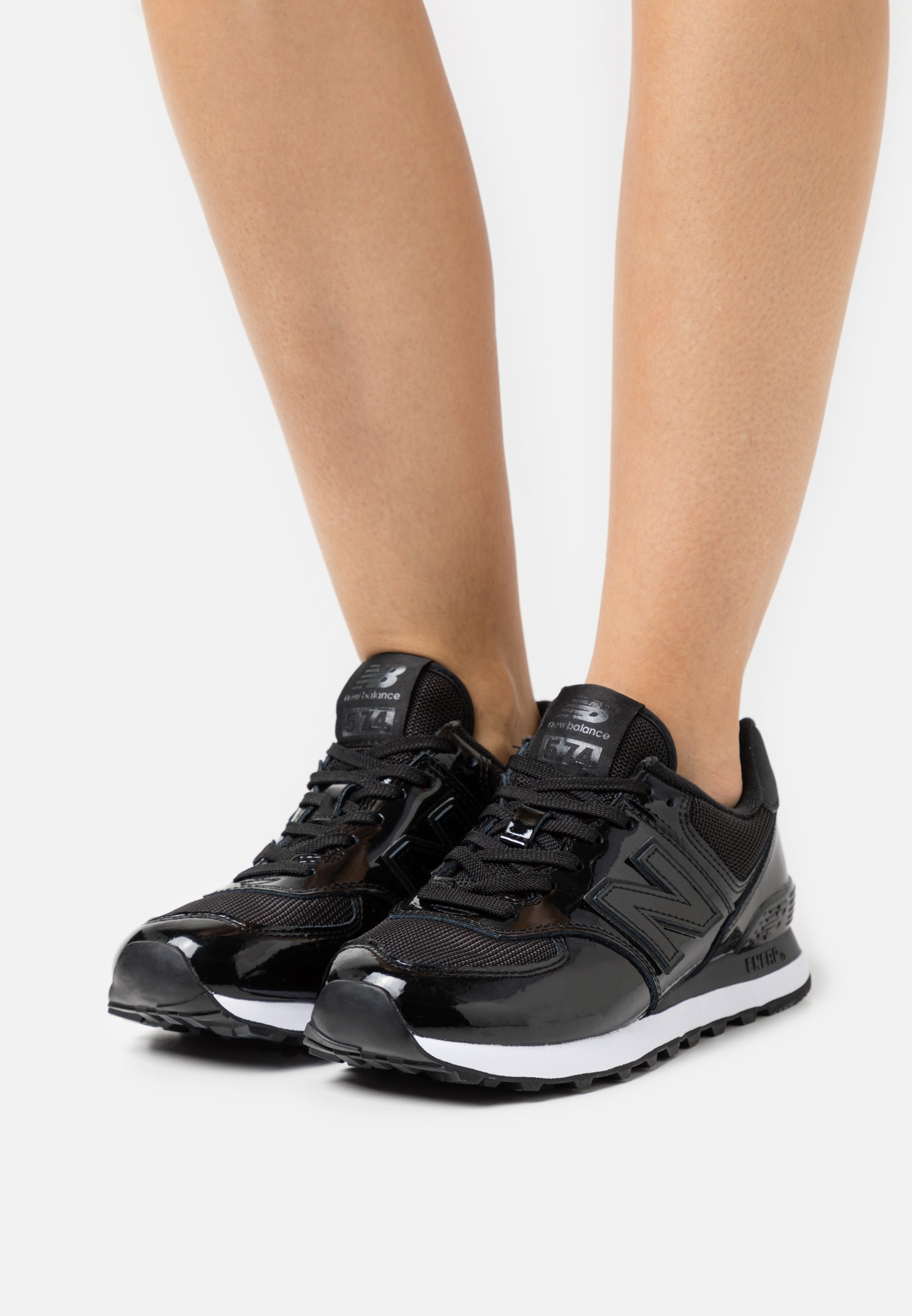 WL574 - Sneakers basse - black/white