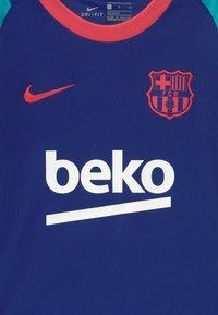 Nike Performance - FC BARCELONA UNISEX - Klubové oblečení - deep royal blue/lfusion red - 2