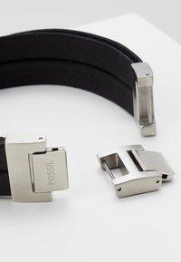 Fossil - VINTAGE CASUAL - Bracelet - schwarz - 4