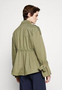 iBlues - BIRRA - Lett jakke - khaki - 2