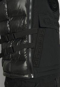 Glorious Gangsta - BAZOR GILLET - Veste - black - 4