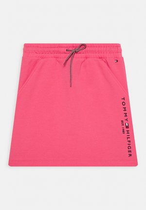 ESSENTIAL SKIRT - Mini skirt - pink