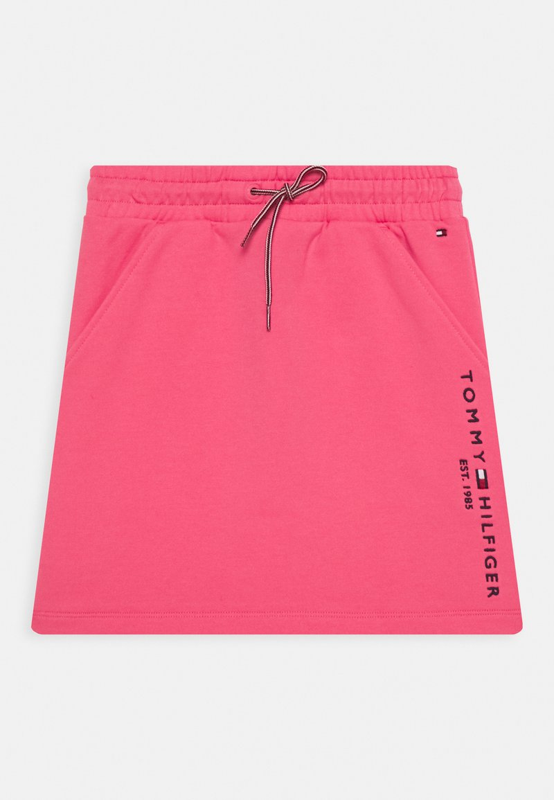 Tommy Hilfiger - ESSENTIAL SKIRT - Minisukně - pink