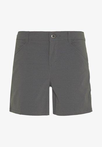 QUANDARY SHORTS  - Sports shorts - forge grey