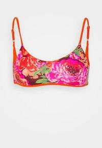 Maaji - GINGER LANAI - Haut de bikini - orange - 2