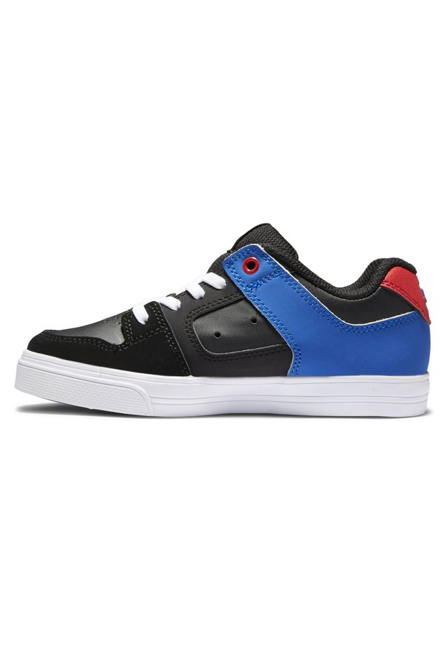 PURE ELASTIC - Skateschoenen - black/royal/black