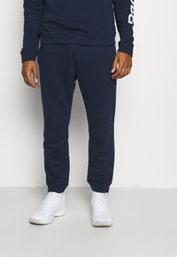 Reebok - LINEAR LOGO SET - Tracksuit - dark blue - 3