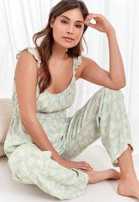 Next - Pyjama set - green - 0